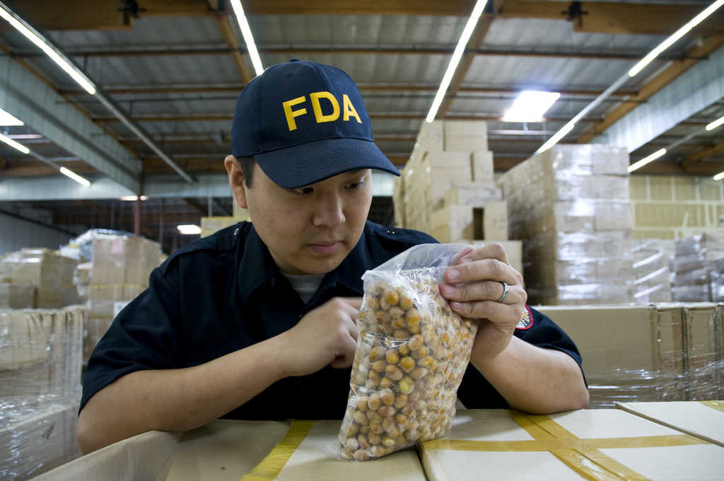 What marketing draws the ire of the FDA?